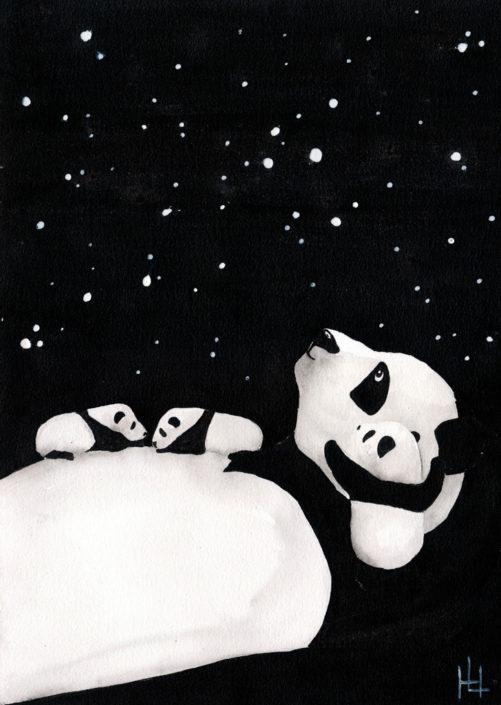 Papapanda: Stars